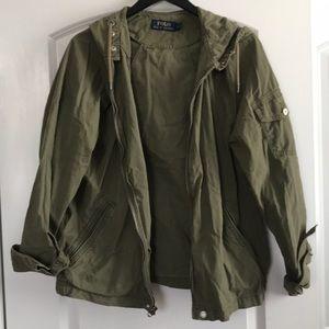 Polo Ralph Lauren utility jacket